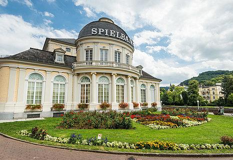 Spielbank Bad Ems - die älteste Deutschlands