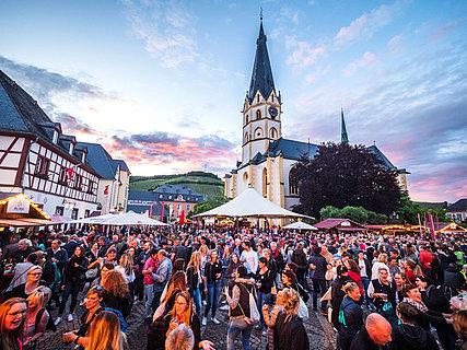Die Weinwochen in der Rotweinmetropole Ahrweiler