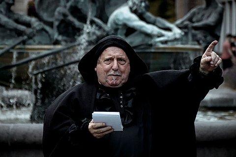 """In Koblenz verspricht die Stadtführung """"Diebe, Gauner und Halunken"""" Gänsehaut-Momente."""