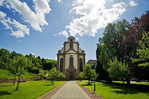 Das Zisterzienserkloster Himmerod